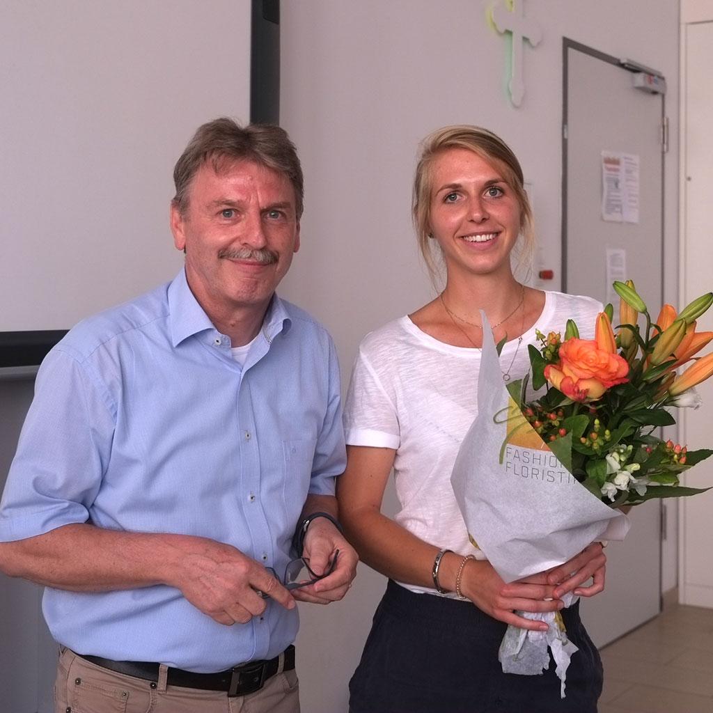 Maria Ward Gymnasium Verabschiedung 2018/2019